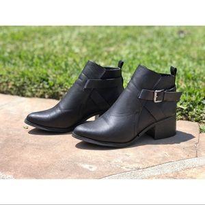 Black MIA booties